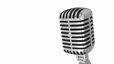 Vintage mic